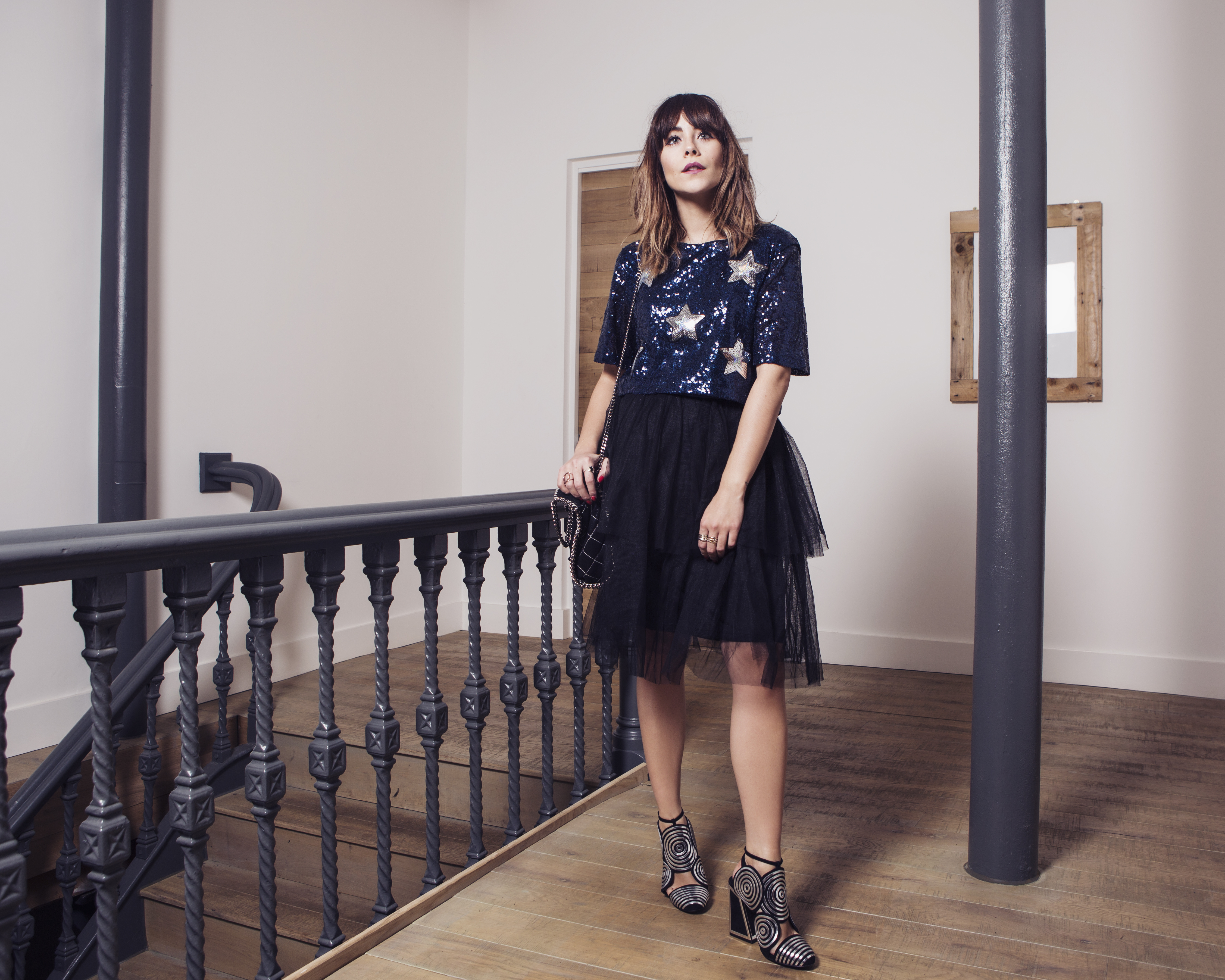 Party dressing by megan ellaby