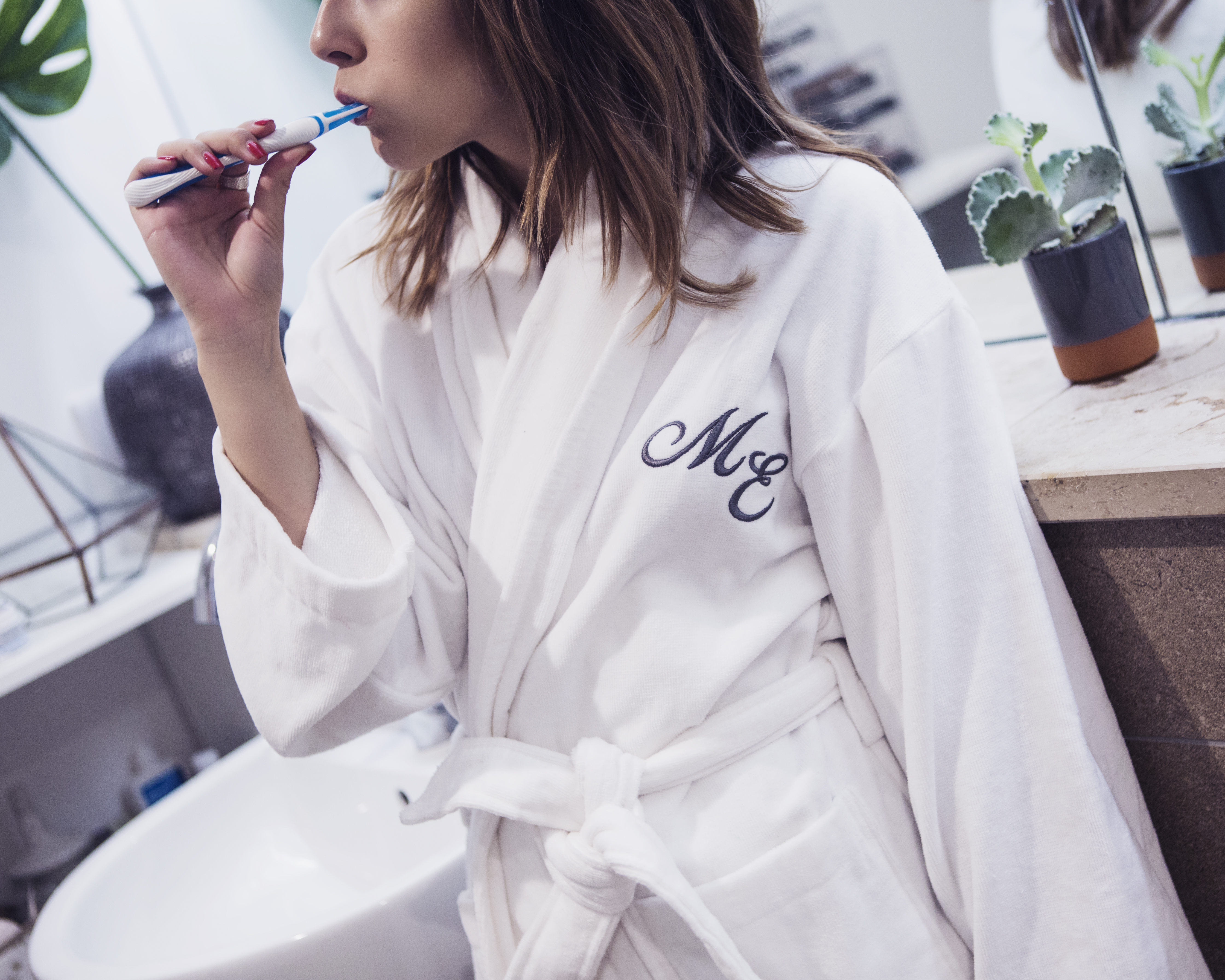CHRISTY PERSONALISED BATH ROBES