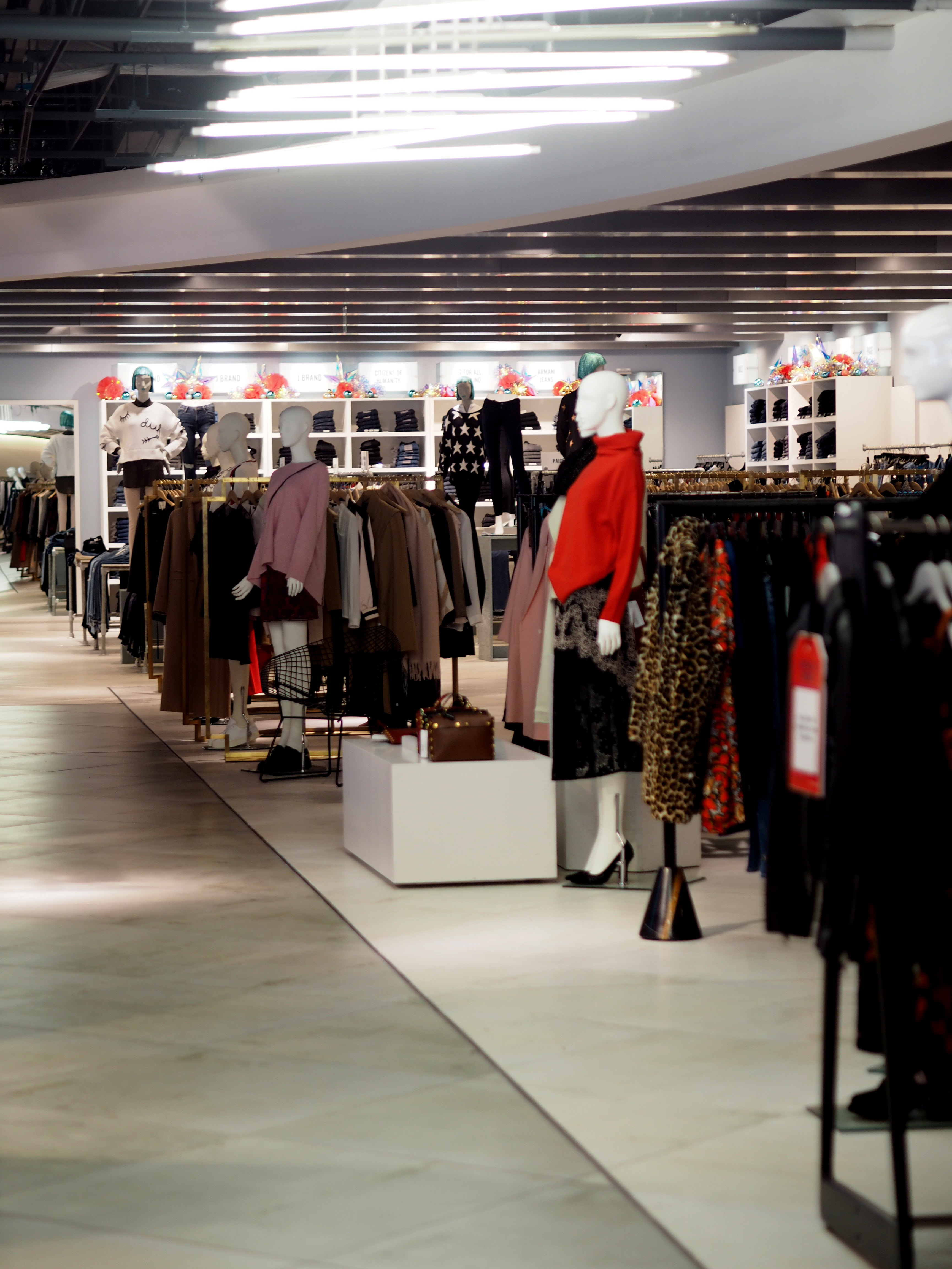 SELFRIDGES WOMENS FLOOR 3