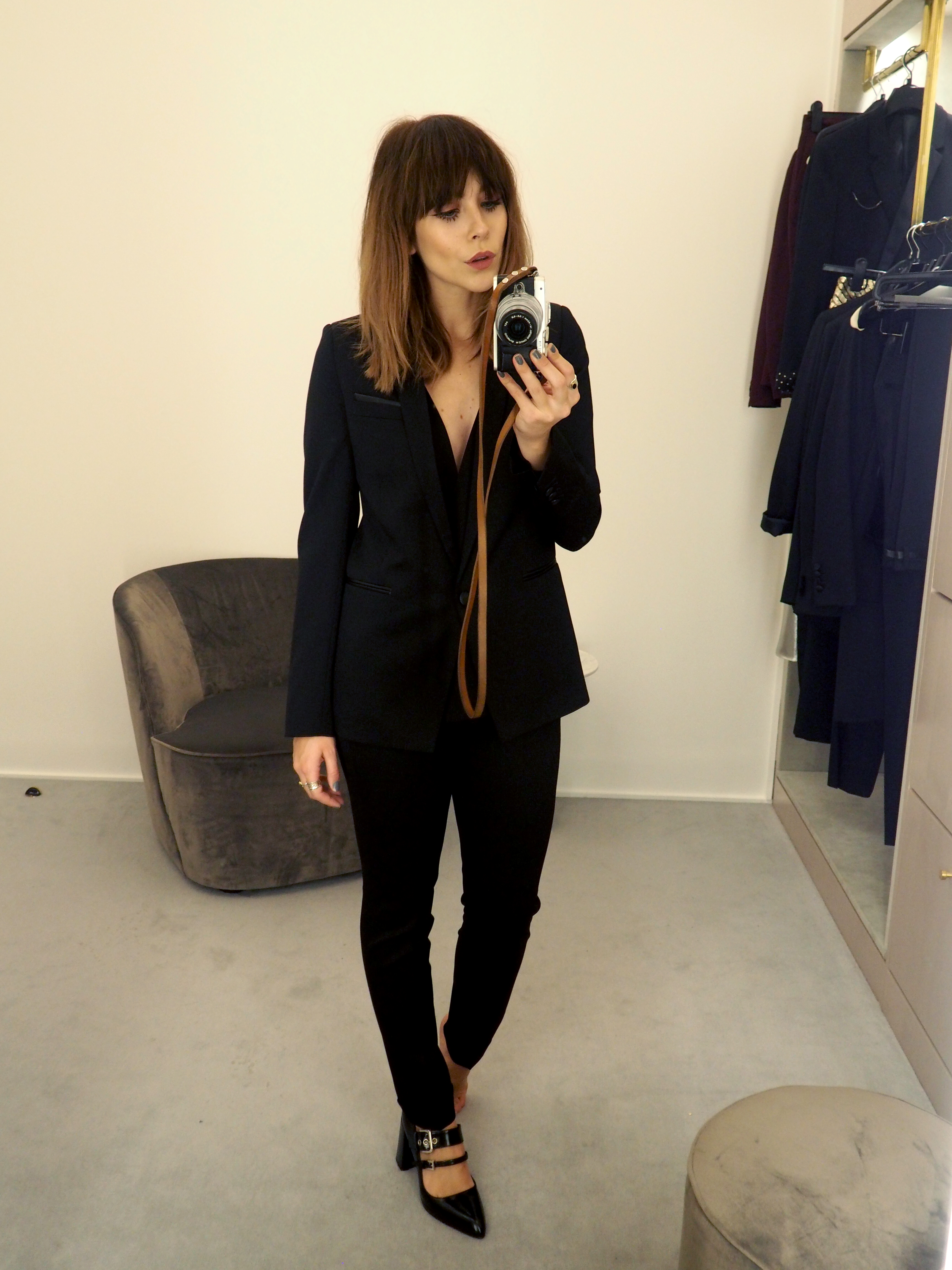 THE KOOPLES SUIT MANCHESTER EXCHANGE SELFRIDGES