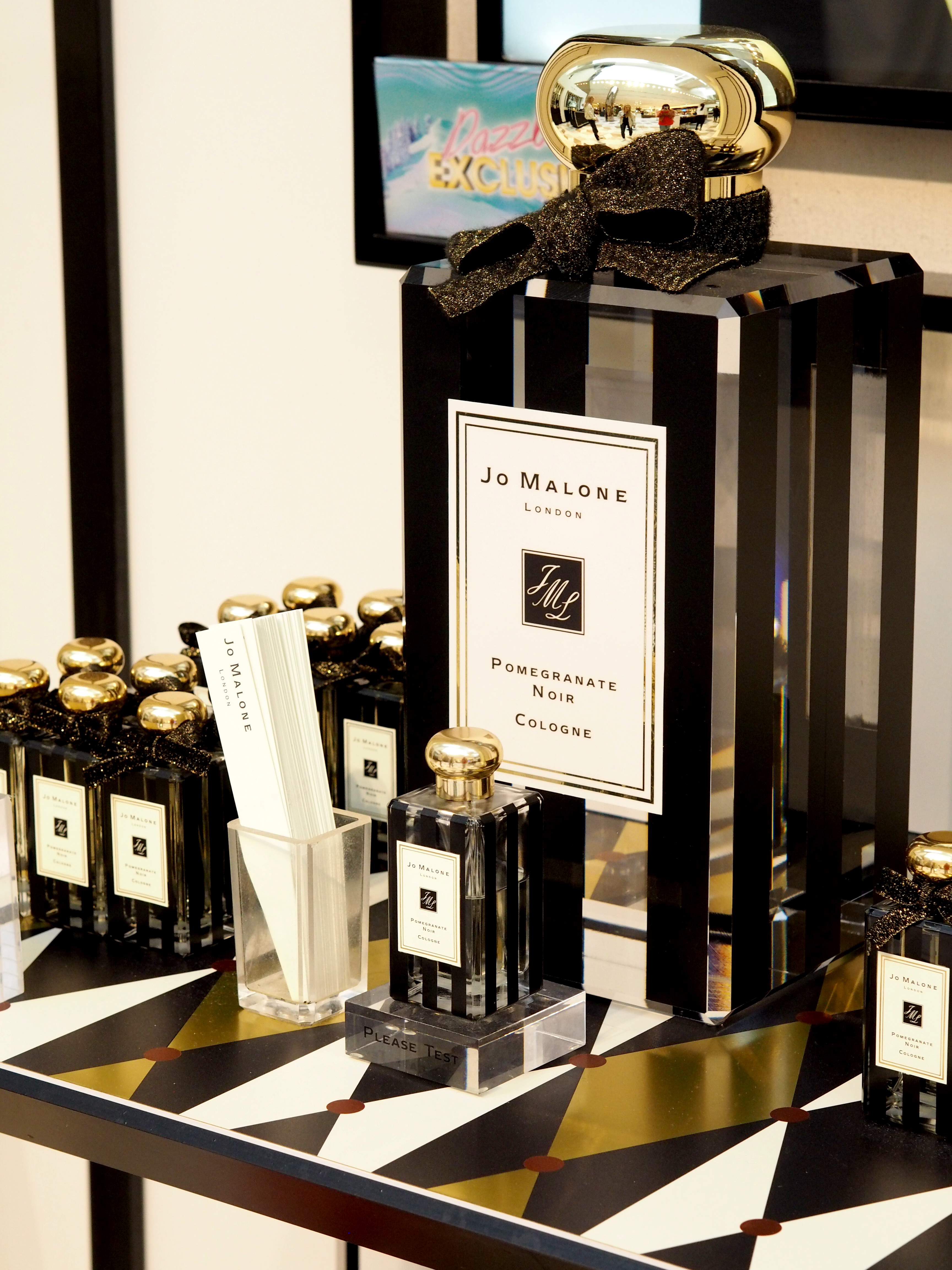 JO MALONE AT BEAUTY HALL MANCHESTER EXCHANGE SELFRIDGES