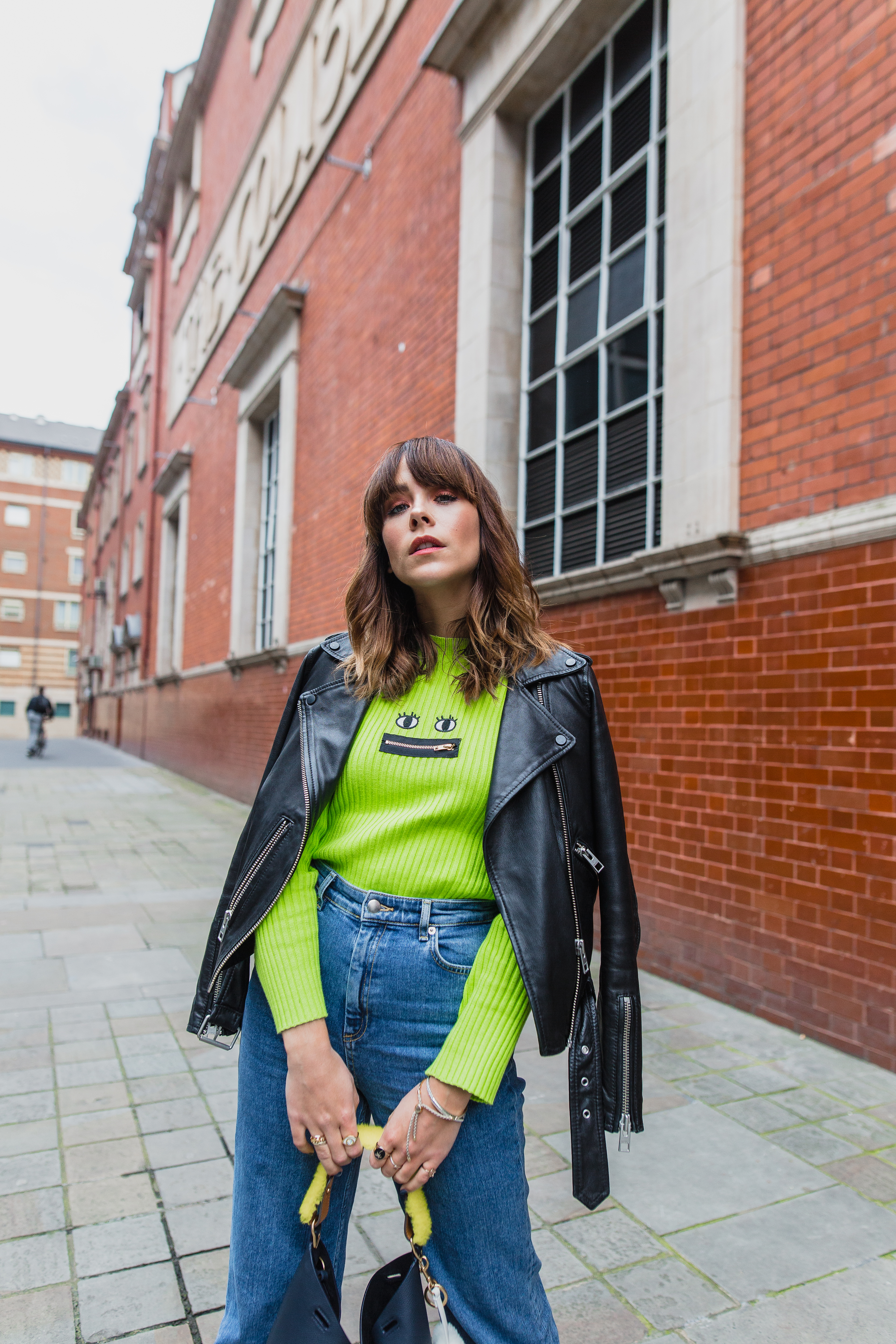 MEGAN ELLABY SHOWS HOW TO WEAR COLOUR
