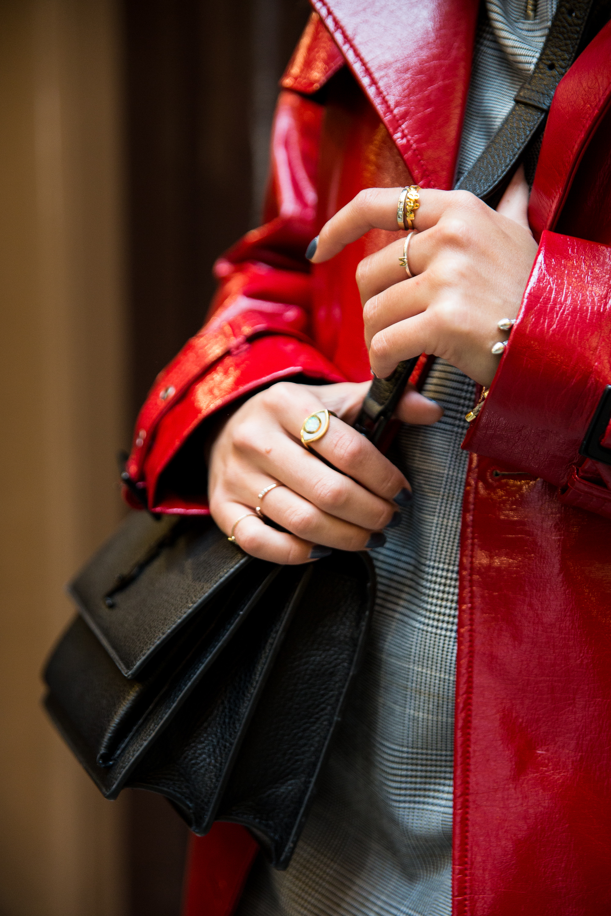 HOW TO WEAR STACKING RINGS MEGAN ELLABY